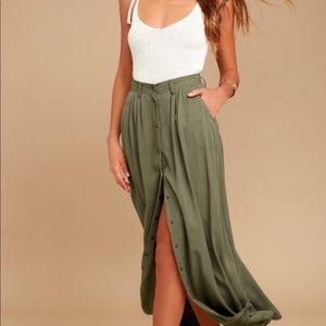 pistola Skirts - Pistola brand maxi skirt
